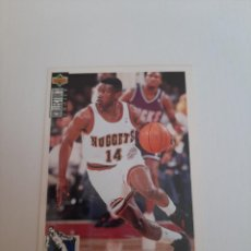 Coleccionismo deportivo: CROMO NBA BALONCESTO ROBERT PACK. Lote 270372163