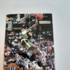 Coleccionismo deportivo: CROMO NBA BALONCESTO SHAWN KEMP. Lote 270372953