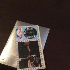 Coleccionismo deportivo: CROMO MICHAEL JORDAN NBA 1985-1986 BASKET CONVERSE 100% ORIGINAL ROOKIE CARD MERCHANTE 163 NUNCA PEG. Lote 275594598