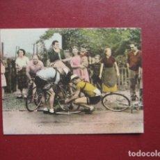 Coleccionismo deportivo: CROMO CICLISMO - Nº 59 - LA VUELTA CICLISTA A ESPAÑA 1956 - EDITORIAL FHER. Lote 277149003