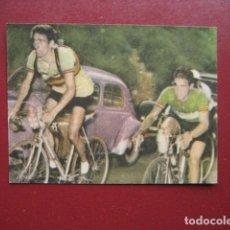 Coleccionismo deportivo: CROMO CICLISMO - Nº 56 - LA VUELTA CICLISTA A ESPAÑA 1956 - EDITORIAL FHER. Lote 277149138