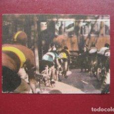 Coleccionismo deportivo: CROMO CICLISMO - Nº 55 - LA VUELTA CICLISTA A ESPAÑA 1956 - EDITORIAL FHER. Lote 277149278