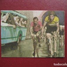 Coleccionismo deportivo: CROMO CICLISMO - Nº 47 - LA VUELTA CICLISTA A ESPAÑA 1956 - EDITORIAL FHER. Lote 277149493