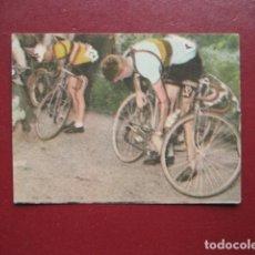 Coleccionismo deportivo: CROMO CICLISMO - Nº 43 - LA VUELTA CICLISTA A ESPAÑA 1956 - EDITORIAL FHER. Lote 277149723