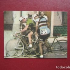 Coleccionismo deportivo: CROMO CICLISMO - Nº 42 - LA VUELTA CICLISTA A ESPAÑA 1956 - EDITORIAL FHER. Lote 277149823