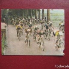 Coleccionismo deportivo: CROMO CICLISMO - Nº 39 - LA VUELTA CICLISTA A ESPAÑA 1956 - EDITORIAL FHER. Lote 277149883