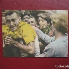 Coleccionismo deportivo: CROMO CICLISMO - Nº 34 - LA VUELTA CICLISTA A ESPAÑA 1956 - EDITORIAL FHER. Lote 277149978