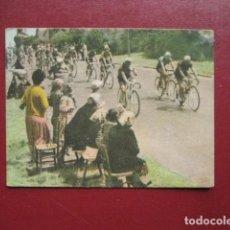 Coleccionismo deportivo: CROMO CICLISMO - Nº 30 - LA VUELTA CICLISTA A ESPAÑA 1956 - EDITORIAL FHER. Lote 277150013