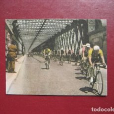Coleccionismo deportivo: CROMO CICLISMO - Nº 22 - LA VUELTA CICLISTA A ESPAÑA 1956 - EDITORIAL FHER. Lote 277150258
