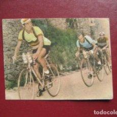 Coleccionismo deportivo: CROMO CICLISMO - Nº 21 - LA VUELTA CICLISTA A ESPAÑA 1956 - EDITORIAL FHER. Lote 277150288