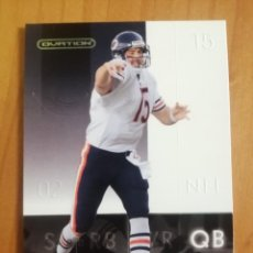 Coleccionismo deportivo: CROMO - NÚMERO 15 - NFL - RUGBY - AÑO 2002 - UPPER DECK, OVATION - JIM MILLER. Lote 277846703