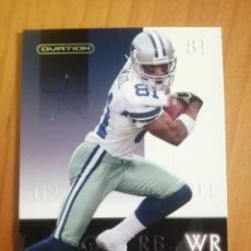Coleccionismo deportivo: CROMO - NÚMERO 22 - NFL - RUGBY - AÑO 2002 - UPPER DECK, OVATION - RAGHIB ISMAIL. Lote 277847178