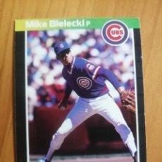 Coleccionismo deportivo: CROMO - NÚMERO 512 - MLB - LIGA MAYOR DE BEISBOL - DONRUSS, AÑO 1989 - MIKE BIELECKI. Lote 278637788