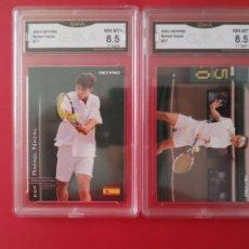Coleccionismo deportivo: RAFA NADAL 2003 ROOKIE CARD, NETPRO, RAFAEL NADAL 2003. Lote 284696698