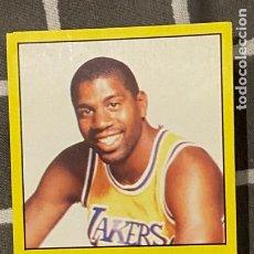 Coleccionismo deportivo: 1988 MAGIC JOHNSON # 3 PANINI SUPERSPORT. Lote 287817008