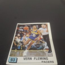 Coleccionismo deportivo: VERN FLEMING N° 93. PANINI NBA 90 SIN PEGAR.. Lote 288001978