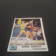 Coleccionismo deportivo: CHRIS DUDLEY N° 76. PANINI NBA 90 SIN PEGAR.. Lote 288002203