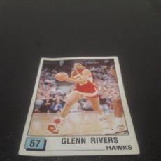 Coleccionismo deportivo: GLENN RIVERS N° 57. PANINI NBA 90 SIN PEGAR.. Lote 288002383