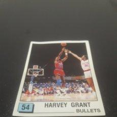 Coleccionismo deportivo: HARVEY GRANT N° 54. PANINI NBA 90 SIN PEGAR.. Lote 288002583