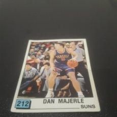Coleccionismo deportivo: DAN MAJERLE N° 212. PANINI NBA 90 SIN PEGAR.. Lote 288007123