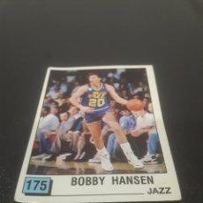 Coleccionismo deportivo: BOBBY HANSEN N° 175. PANINI NBA 90 SIN PEGAR.. Lote 288007593