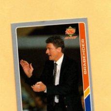 Coleccionismo deportivo: MUNDICROMO LAS FICHAS DE LA ACB 95 Nº173 BRABENDER FORUM VALLADOLID C.BALONCESTO 1994-1995. Lote 288023643