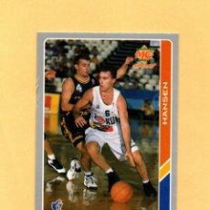 Coleccionismo deportivo: MUNDICROMO LAS FICHAS DE LA ACB 95 Nº174 GONZALO FORUM VALLADOLID C.BALONCESTO 1994-1995. Lote 288023718