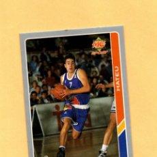 Coleccionismo deportivo: MUNDICROMO LAS FICHAS DE LA ACB 95 Nº176 MATEU FORUM VALLADOLID C.BALONCESTO 1994-1995. Lote 288023833