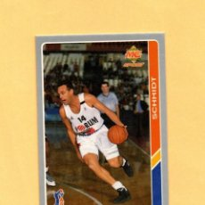 Coleccionismo deportivo: MUNDICROMO LAS FICHAS DE LA ACB 95 Nº180 SCHMIDT FORUM VALLADOLID C.BALONCESTO 1994-1995. Lote 288024068