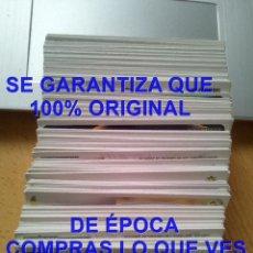 Coleccionismo deportivo: 169 CROMOS MONSTRUOS DEL ASFALTO LOTAZO SPORT U34. Lote 288024118