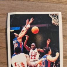 Coleccionismo deportivo: PANINI BAKET NBA 89 . MICHAEL JORDAN ALL STARS 88 CROMOS. Lote 288043883