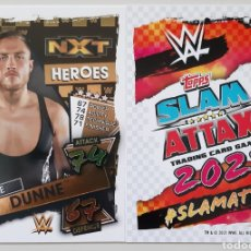 Coleccionismo deportivo: TOPPS SLAM ATTAX 2021. N° 269 PETE DUNNE.. Lote 288641863