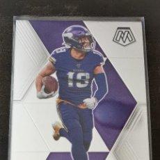 Coleccionismo deportivo: PANINI MOSAIC 2020 #129 ADAM THIELEN MINNESOTA VIKINGS NFL CARD. Lote 289556858