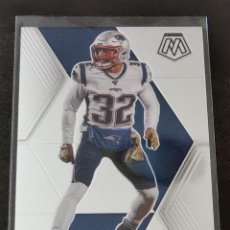 Coleccionismo deportivo: PANINI MOSAIC 2020 #141 DEVIN MCCOURTY NEW ENGLAND PATRIOTS NFL CARD. Lote 289560548