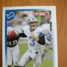 Coleccionismo deportivo: CROMO NÚMERO 230 - RUGBY - NFL - 2005 TOPPS TOTAL - JOEY HARRINGTON. Lote 289593008