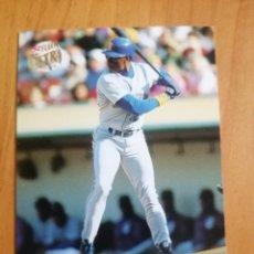 Coleccionismo deportivo: CROMO NÚMERO 123 - BEISBOL - MLBPA - AÑO 1992 FLEER ULTRA - KEN GRIFFEY, JR.. Lote 291329903