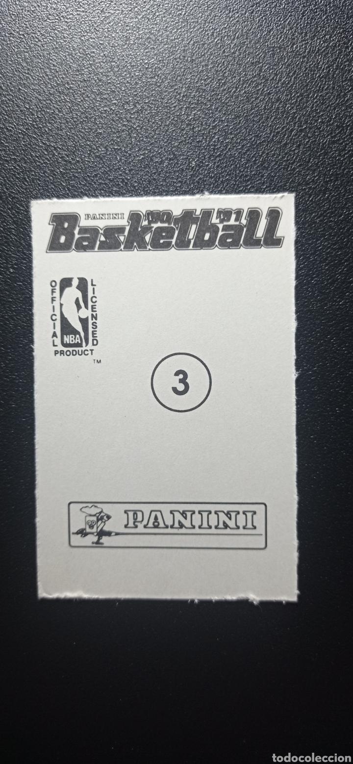 Coleccionismo deportivo: ROOKIE VLADE DIVAC LOS ANGELES LAKERS CROMO NUEVO STICKER NBA BALONCESTO BASKET 1990 1991 - Foto 2 - 293666813