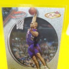 Coleccionismo deportivo: VINCE CARTER 1 NBA FLEER FUTURES 2000-01 TORONTO RAPTORS. Lote 295431608