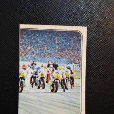 Coleccionismo deportivo: MOTO SPORT PANINI CROMO MOTOCICLISMO - SIN PEGAR - 133. Lote 295536453