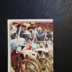 Coleccionismo deportivo: MOTO SPORT PANINI CROMO MOTOCICLISMO - SIN PEGAR - 203. Lote 295623123