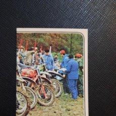 Coleccionismo deportivo: MOTO SPORT PANINI CROMO MOTOCICLISMO - SIN PEGAR - 204 B. Lote 295623248