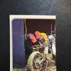 Coleccionismo deportivo: MOTO SPORT PANINI CROMO MOTOCICLISMO - SIN PEGAR - 205 B. Lote 295623408