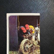 Coleccionismo deportivo: MOTO SPORT PANINI CROMO MOTOCICLISMO - SIN PEGAR - 205 D. Lote 295623483