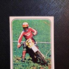 Coleccionismo deportivo: ERWIN SCHMIDER MOTO SPORT PANINI CROMO MOTOCICLISMO - SIN PEGAR - 214. Lote 295624043