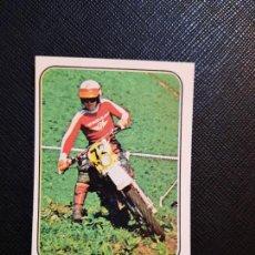 Coleccionismo deportivo: ERWIN CHMIDER MOTO SPORT PANINI CROMO MOTOCICLISMO - SIN PEGAR - 214 B. Lote 295624118