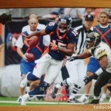 Coleccionismo deportivo: CROMO - NÚMERO 56 - RUGBY, NFL - UPPER DECK, AÑO 2008 UD FOOTBALL - BRANDON MARSHALL. Lote 295990488