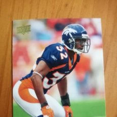 Coleccionismo deportivo: CROMO - NÚMERO 59 - RUGBY, NFL - UPPER DECK, AÑO 2008 UD FOOTBALL - DRÈ BLY. Lote 295991088