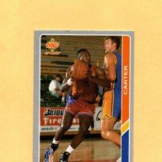 Coleccionismo deportivo: MUNDICROMO LAS FICHAS DE LA ACB 95 Nº 195 CARTER BALONCESTO SALAMANCA 1994-1995. Lote 297017628