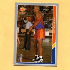Coleccionismo deportivo: MUNDICROMO LAS FICHAS DE LA ACB 95 Nº 197 MITCHELL BALONCESTO SALAMANCA 1994-1995. Lote 297017758