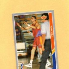 Coleccionismo deportivo: MUNDICROMO LAS FICHAS DE LA ACB 95 Nº 198 VECINA BALONCESTO SALAMANCA 1994-1995. Lote 297017828